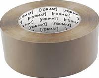 Лента клейкая упаковочная Format, 45*50