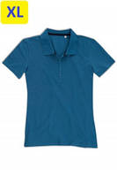 Polo женское ST9150 HANNA POLO с коротким рукавом 180 g/m², темно-синий