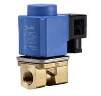 Клапан с сервоприводом EV251B 18B G 34N NC688 BB230AS (без перепада давления) 032U538231 с катушкой 230В