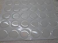 Епоксидна наклейка, круг 2,5 см