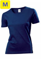 Футболка женская ST2600 Classic T 155 g/m², темно-синий