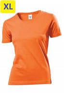 Футболка женская ST2600 Classic T 155 g/m², оранжевый