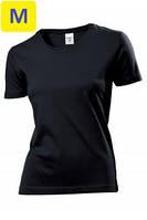 Футболка женская ST2600 Classic T 155 g/m², черный