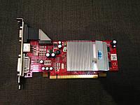 ВИДЕОКАРТА Pci-E SAPPHIRE RADEON X300 SE на 128 MB с ГАРАНТИЕЙ ( видеоадаптер X 300 SE 128mb  )