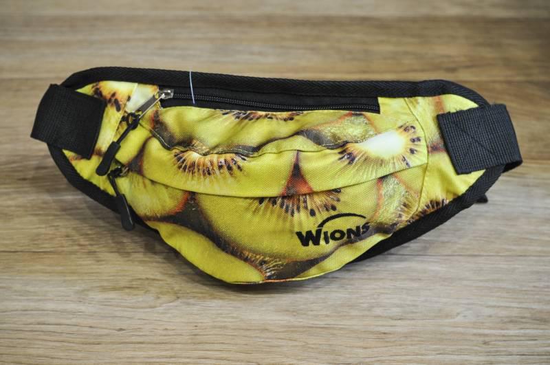 """Сумка на пояс (банан) Wions """"Qiwi"""""""