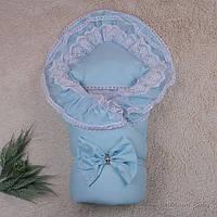 Демисезонное одеяло-конверт для новорожденного Волшебство