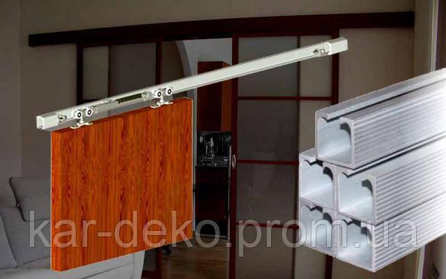 фото профиль для раздвижных дверей 2 kar-deko.com