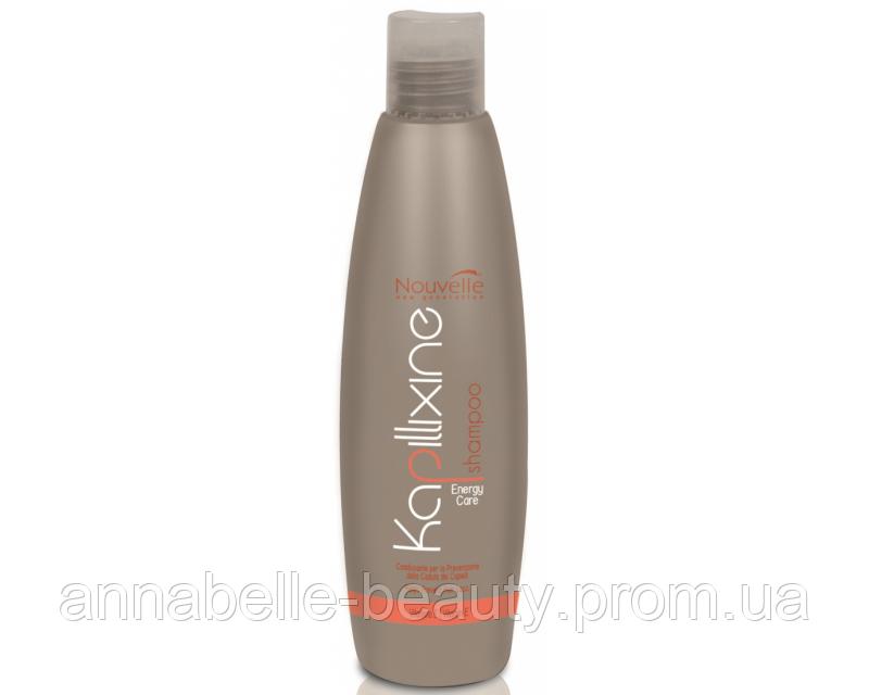 Nouvelle Energy Care Shampoo Шампунь против выпадения волос с витамином Е 300 мл