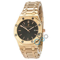 Часы Audemars Piguet Royal Oak Quartz Gold-Black