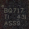 Микросхема Texas Instruments BQ24717 (BQ717)
