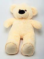 Мягкая игрушка Мишка 105 см персиковый