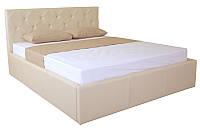 Кровать Briz на подъемном механизме lift 1600x2000 beige Бесплатная доставка