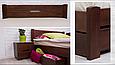 """Кровать деревянная """"Айрис без изножья"""" 1,4, фото 2"""