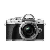 Цифровая камера OLYMPUS E-M10 mark III Pancake Zoom 14-42 Kit серебристый/серебристый