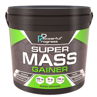 Powerful Progress SUPER MASS GAINER 4000g
