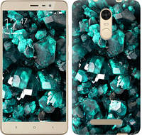 """Чехол на Xiaomi Redmi Note 3 Кристаллы 2 """"3674c-95-328"""""""