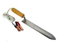 Электронож Гуслия н-ж лезвие 280 мм. Електроніж 280мм нерж.
