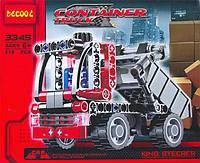 """Конструктор Decool 3345 (Аналог Lego Technik 8065) """"Контейнеровоз Off - Road"""", 119 деталей"""