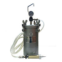 Бак нагнетательный пневматический (клеевая система) Air Pro AT-5(FG)K