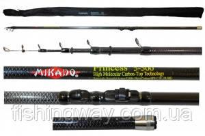 Удочка Mikado Princess 600 с кольцами