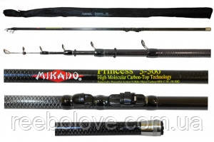 Вудка Mikado Princess 400 з кільцями