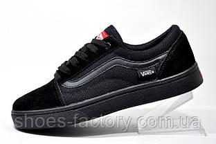 Кеды унисекс в стиле Vans Old Skool Black