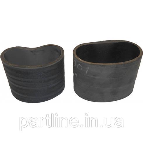 К-т патрубков турбокомпрессора Т-150, арт. 212-30001.10