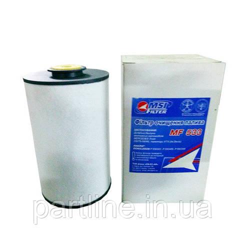 Фильтр топливный; DEUTZ (пр-во ЭМ-ЭС-АЙ), арт. МF 533