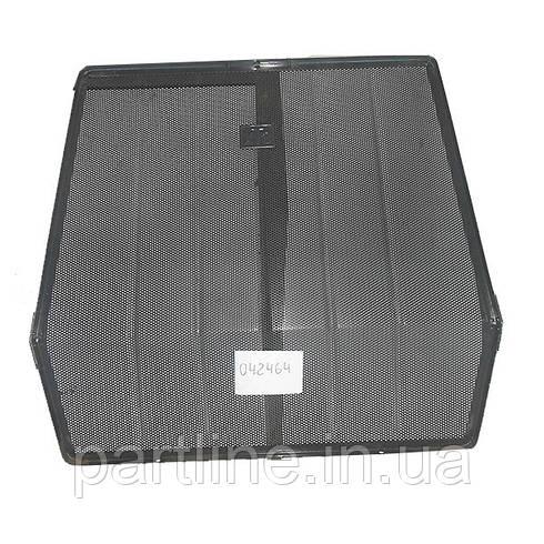 Сетка облицовки радиатора (дв. DEUTZ) ХТЗ-17021 (пр-во ХТЗ), арт. 170.47.023