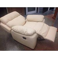 Кресло Реклайнер (Итальянский кож-зам), фото 1