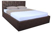 Кровать двуспальная Briz на подъемном механизме lift 1600x200 brown