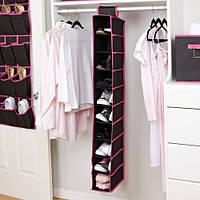 Органайзер для обуви Shoes Organiser Box 10 полки для обуви
