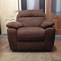 Кресло Реклайнер (коричневый), фото 1