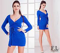Женское платье ангоровое, фото 1