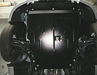 Защита двигателя и КПП Ниссан Кашкай (Nissan Qashqai), 2006-
