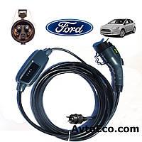 Зарядное устройство для электромобиля Ford Focus Electric Duosida J1772-16A, фото 1