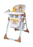 Стул для кормления YAM YAM Beige&Yellow Happy Family, фото 1