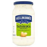 Майонез Hellmans Tatarska omacka 420  ml