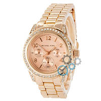 Часы Michael Kors 6517 Crystal Pink Gold