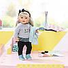 Лялька Zapf Baby Born Кукла Zapf Baby Born Сестренка Модница 43 см с аксессуарами , фото 2