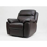 Кресло Реклайнер Алабама (натуральная кожа), фото 1