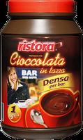 """Горячий Шоколад в Банке Ristora Bar """"Cioccolata"""" 1кг Италия"""