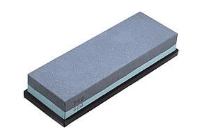 Камень точильный двухсторонний 240/400 grit Grand Way 6261