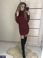 Женское платье теплое, фото 1