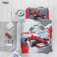 Постельное белье ранфорс First Choice  (полуторное) № Vigor