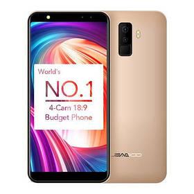 Мобильный телефон Leagoo M9 Gold