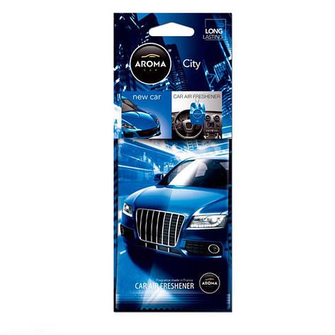 Ароматизатор Aroma City Car New Car, фото 2