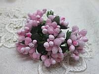 Декоративні тичинки, світло-рожевий