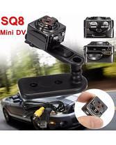 Мини камера SQ8 Супер Full HD Качество и Датчик Движения и Ночное Видение, фото 2