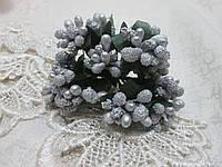Декоративні тичинки, срібло